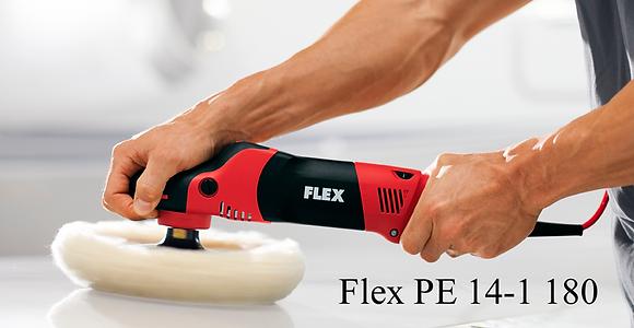 Flex PE 14-1 180 Kiillotuskone 1400W
