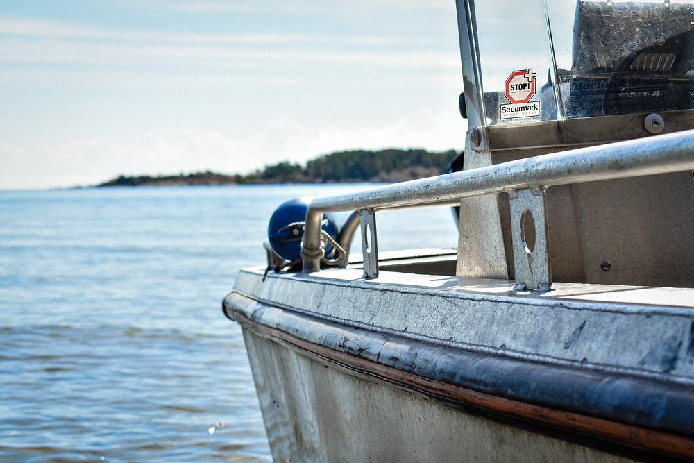 likainen vene