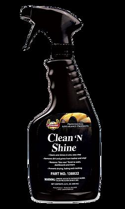 Clean & Shine - Puhdistava Samettipinnoite 650ml