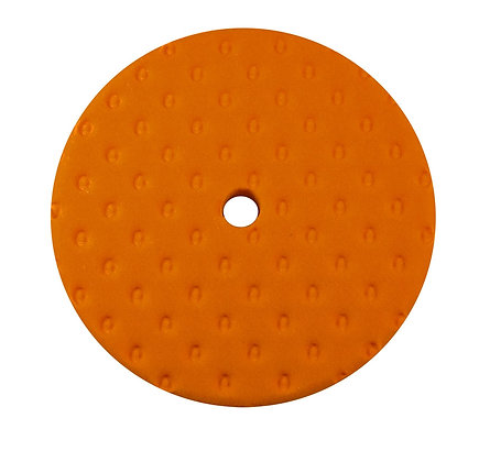 Orange Foam Heavy Cutting Pad 8,5""