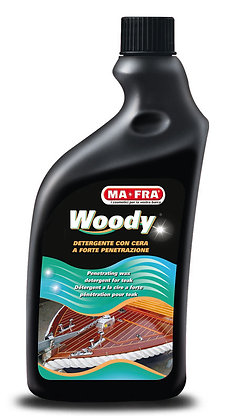 Ma-fra Woody 750 ml Hoitava puhdistusaine tiikille