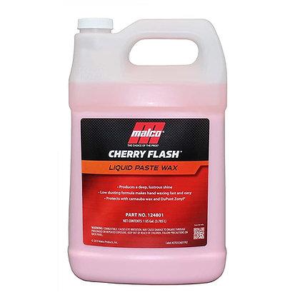 Cherry Flash Wax 1gal - Nesteytetty Pastavaha