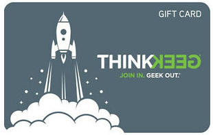 What will it take for $GME to moon again? ThinkGeek?