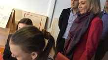 """Детский архитектурный технопарк  представляет свой проект реновации ул. Зорге """"SMART CITY"""""""
