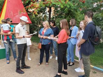 Герои новостей и специального репортажа Москва 24