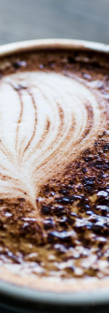 Mocha i kaffekrus