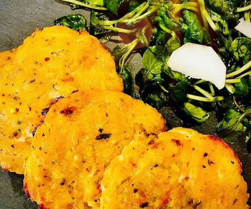 Fishcakes express (galettes poisson/pommes de terre)