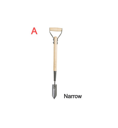 D-Handle Wooden Trowel