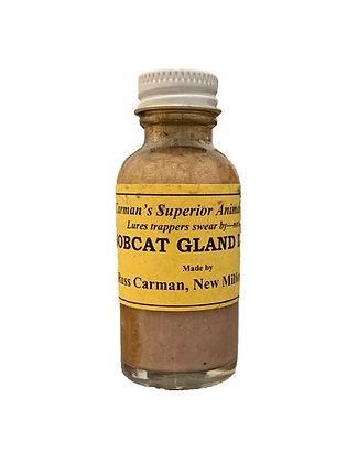 Bobcat Gland Lure