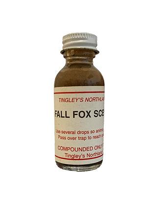 Fall Fox Scent