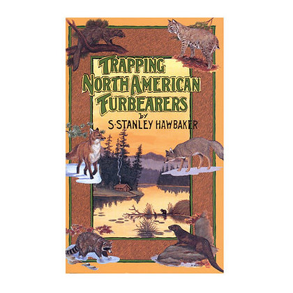 Trapping North American Furbearers Book