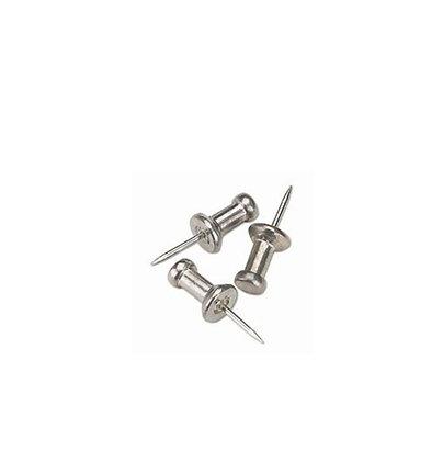 """Push Pins-5/8"""" Aluminum Head"""