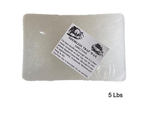White Trap Wax