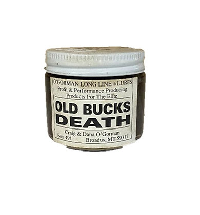 Old Bucks Death