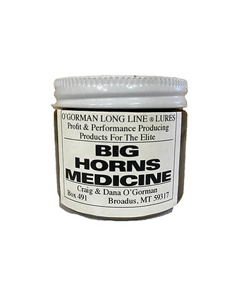 Big Horns Medicine Lure