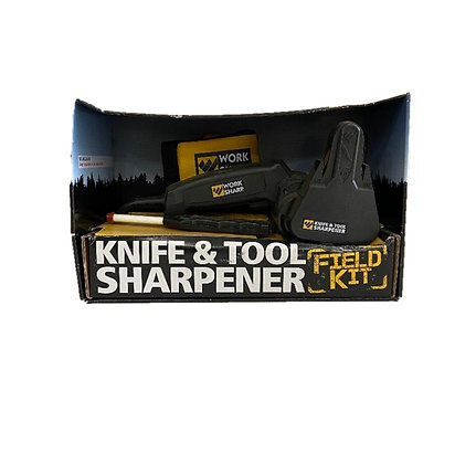 Work Sharp-Field Kit Knife & Tool Sharpener