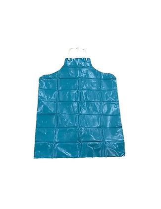 Standar Fur Shed Apron-Blue