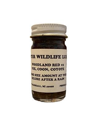 Woodland Red # 2