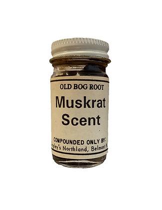 Old Bog Root Muskrat Scent