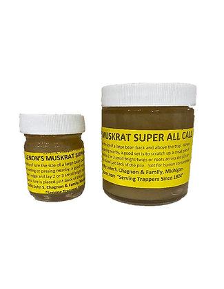 Muskrat Super All Call Lure