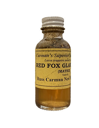 Red Fox Gland Lure