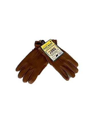 "The ""1888"" Authentic Western Style Deerskin Driver Gloves-Men's"