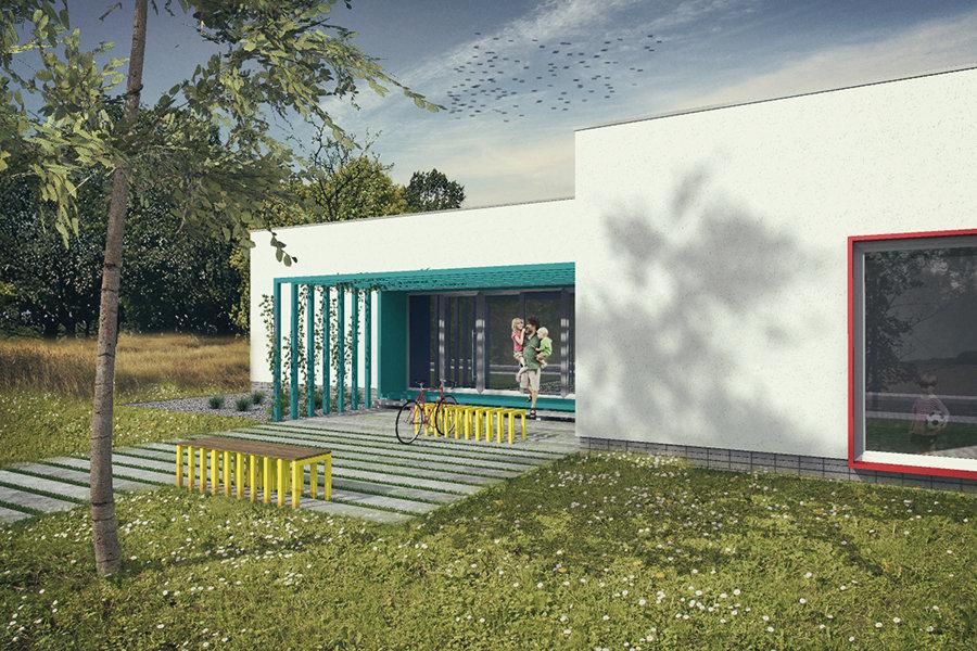projekt przedszkola modułowego