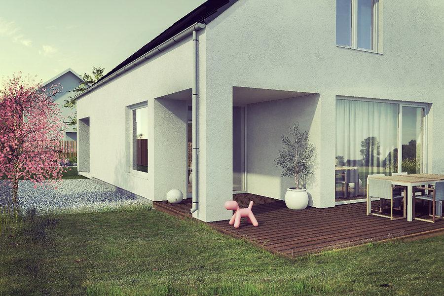 projektowanie domów jednorodzinnych Gliwice, architekt Śląsk