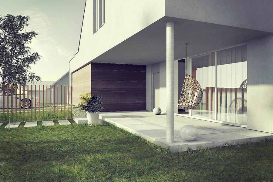 projekt domu Gliwice