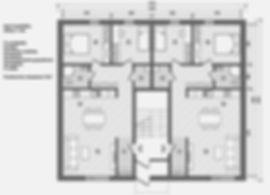 projekt szeregówki, projektowanie domów