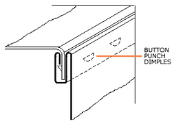 Rectangular Ductwork | Snap-lock Seam