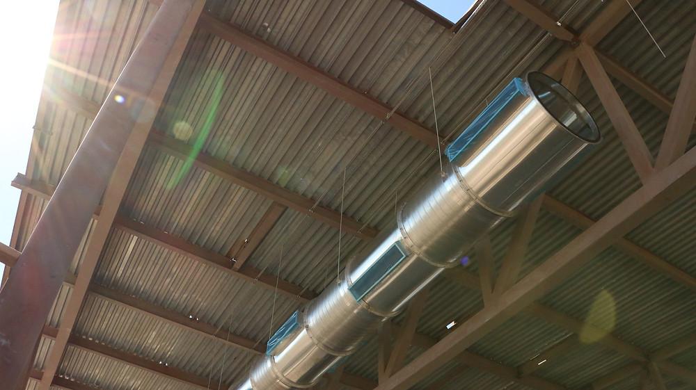 HVAC Springville Aquatic Center