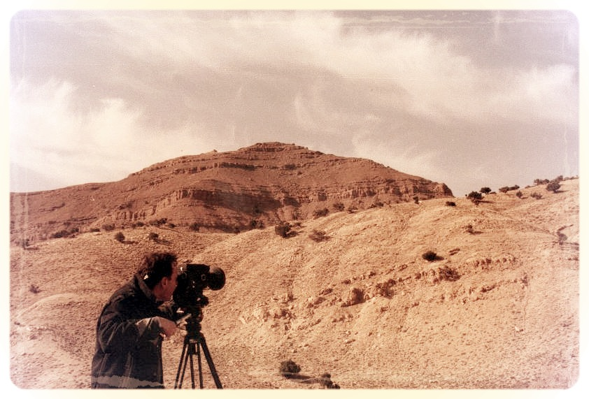 Shooting  in the Atlas Mountains for Mythological Lands_edited
