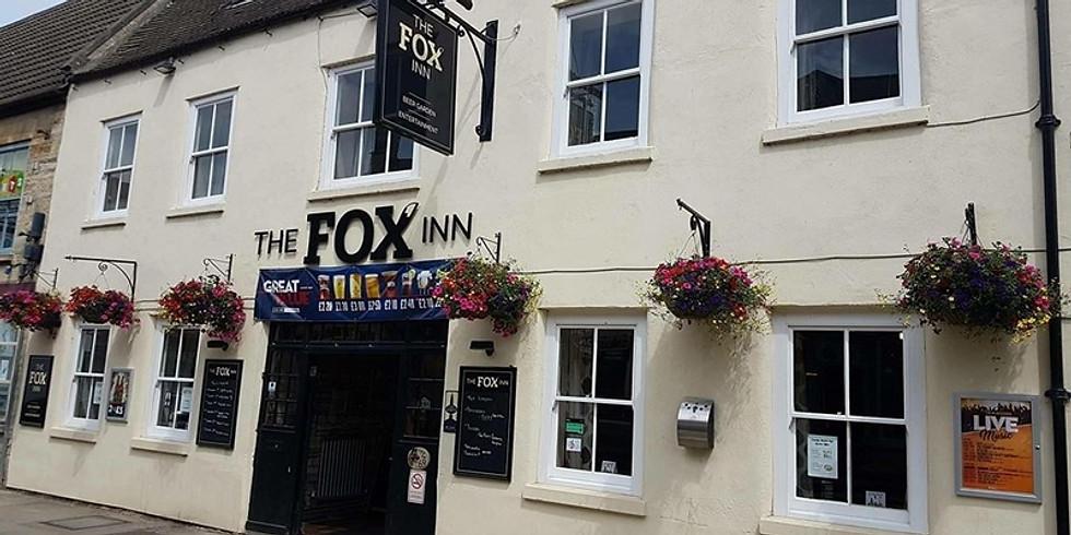 Point Blank Live @ The Fox Inn