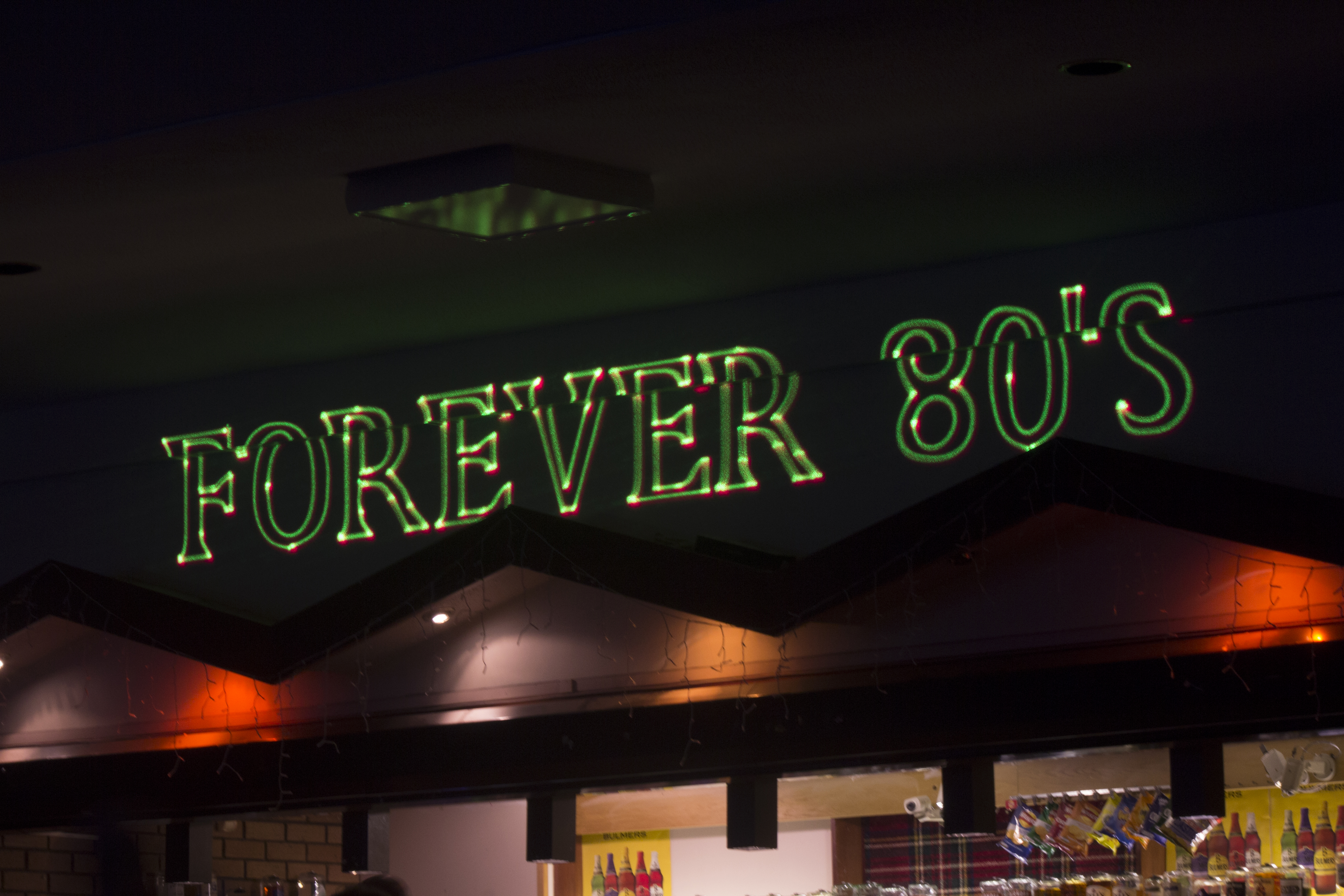 Forever 80's Grampian 25