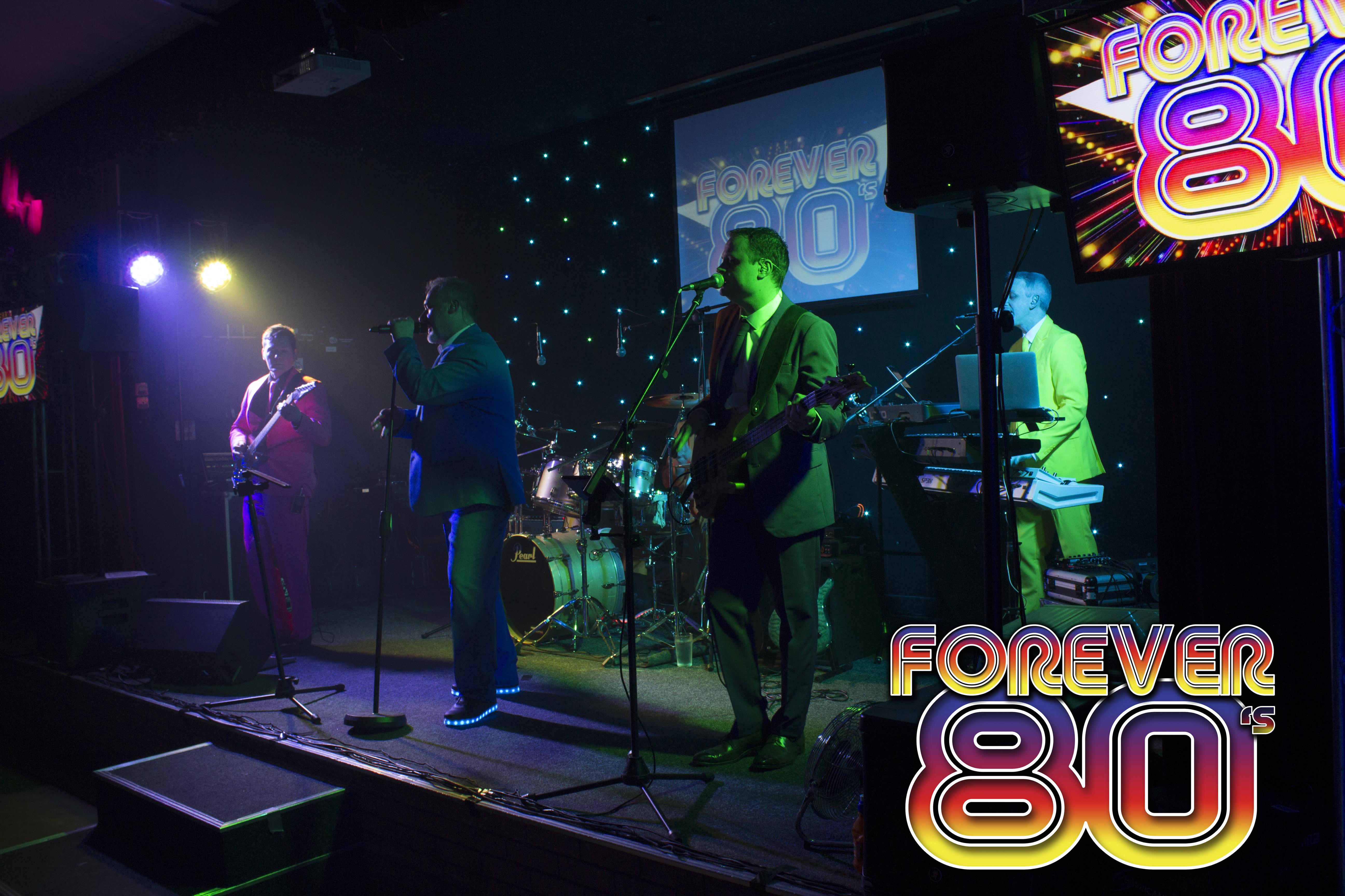 Forever 80's Grampian 16