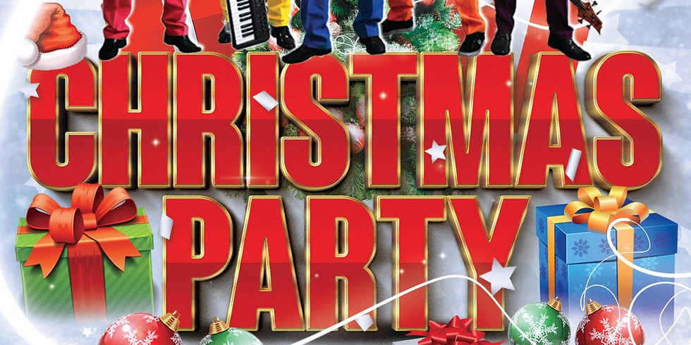 Christmas Party With Point Blank!