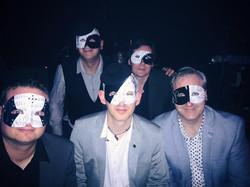 50th Birthday - Masquerade Ball
