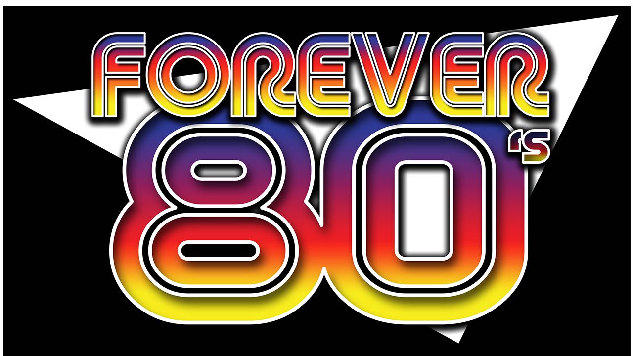 Forever 80's Logo 1280x720
