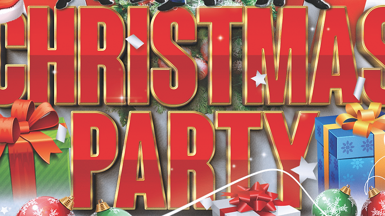 Point Blank & The Christmas Party!