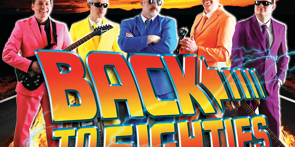 Forever 80's Band - Charity Fundraiser