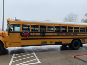 The Bus of Blessing!