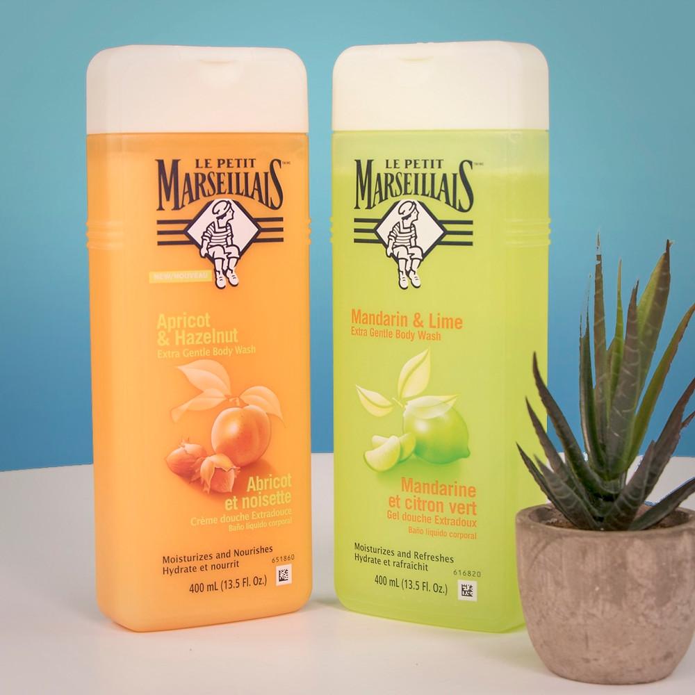 Le Petit Marseillais Lime & Mandarin Body Wash Review by Brooke Brianna