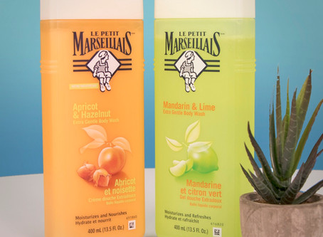 Le Petit Marseillais Lime & Mandarin Body Wash | Review