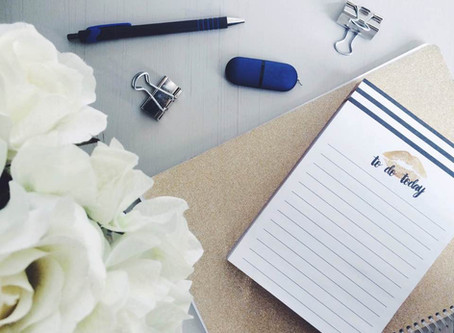 Why you can never be too organized: tips & tricks for success