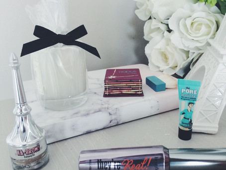 Benefit Cosmetics #BENEFAVES | Influenster Voxbox Review