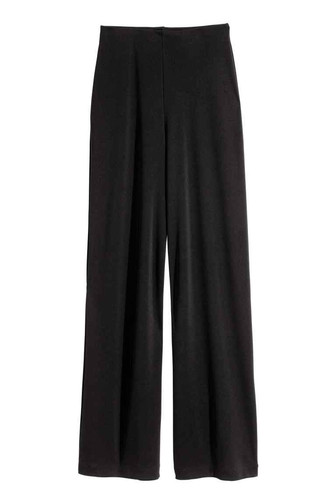 Wide trousers | H&M