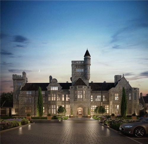 Haseley-Manor-Warwick-Building-Services-Engineering-Design-Project