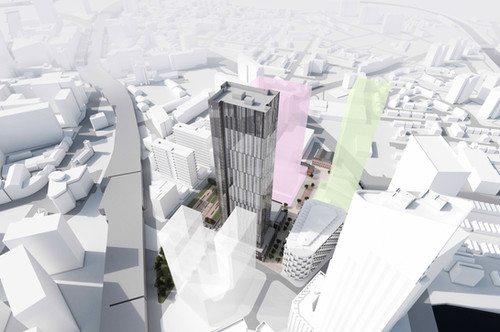 Greengate-HJ&K-Boulevard-Aerial-View-Architects-vision-image-colours