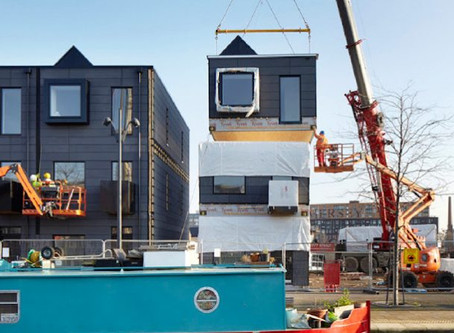 Modern Methods of Construction - an Accelerating Construction Trend